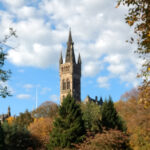 [University of Glasgow tower]