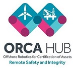 Logo - ORCA Hub funded by EPSRC and industry